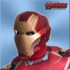 アベンジャーズ「アイアンマン2pcマスク」小物仮装コスプレハロウィンアメコミお面