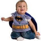 「BATMANバットマンデラックスビブ」ハロウィン仮装コスチューム衣装子供ベビー