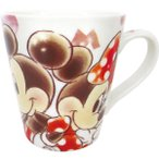 DN-5518843MM/ティーズファクトリー/[Disney]ディズニーファジー柄マグカップ(ミッキー&ミニー)/食器/キッチン/台所/キャラクター/ギフト/プレゼント
