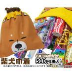 KS-KK-SET/【弊社オリジナル】きもしば巾着+お菓子詰