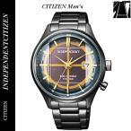 インディペンデント 送料無料 メンズ 腕時計 シチズン CITIZEN  INDEPENDENT エコ・ドライブ ソーラー 3年保証 電波時計 KL8-449-51