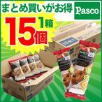 Pasco ブランスティック 5種のフルーツ&グラノーラ 15個入