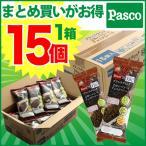 Pasco パスコのブランスティック 2種のベリー&チョコグラノーラ 15個入