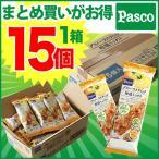 パスコ グラノーラスティック 柑橘ミックス  15個入