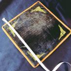 天然石 ジュエリー リバーシブルマット 40x40 ベロア調 起毛マット 白黒 両面使用可 パワーストーン タロット クロス 2WAY 布 販売用 傷防止