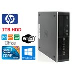 ��� �ѥ����� Windows 10 Pro HP 8100 Elite SFF  Core i5 3.3GHz HDD 1TB ����4GB WPS Office 2013�դ�