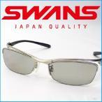 スワンズ (SWANS) スポーツサングラス SWF-502 [MBK]/[MGMR]/[MSIL] メンズ 偏光レンズ uvカット ケース付き