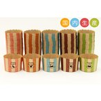 Yahoo!ペーストリートYahoo!店マフィンカップ マフィン型 ベーキングカップ 紙製 焼型 ギフト プレゼント お菓子 手作り 製菓用品 マフィンカップM アニマル アソート100枚 5色×20枚