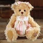 Settler Bears セトラベアーズ 可愛いハンドメイドテディベア brenda テディベア/テディベア ぬいぐるみ/ぬいぐるみ くま