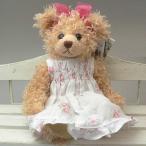Settler Bears セトラベアーズバレエ衣装のハンドメイドテディベア tyra テディベア/テディベア ぬいぐるみ/ぬいぐるみ くま