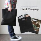 (ホークカンパニー) HAWK COMPANY クラッチバッグ キャンバス PUレザー 手提げバッグ
