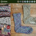 高襪 - ソックス 靴下 ミドル丈 ミドル丈ソックス  ミックス カラー (ラソックス) rasox