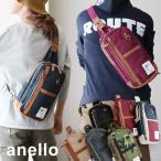 anello - (アネロ) anelloボディバッグ バッグ ショルダーバッグ 鞄 メンズバッグ レディースバッグ