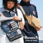 【予約販売】ボディバッグ ショルダー スマホケース お財布バッグ ハンドバッグ ミニ 『5WAY』 (トーン) TOneontoNE
