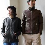ライダースジャケット シングルライダース 裏地付き 長袖 合成皮革 PUレザー フェイクレザー カジュアル レディース メンズ