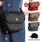 SCANDINAVIAN FOREST メッセンジャーバッグ BAG カバン 鞄 斜め掛け 肩掛け ワンポイント ポリエステル カジュアル レディース メンズ