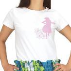 Tシャツ レディース 半袖 フラシスター カラバリ 13色 フラダンス メール便可