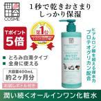 世田谷コスメ ウォータリースキンローション オールインワン 化粧水 お試しボトル付き 大容量 400mL 2本で送料無料