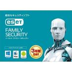 ESET ファミリー セキュリティ  最新版    5台3年版   カード版   Win Mac Android対応