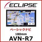 イクリプス 7型 180mm カーナビ メモリーナビ Rシリーズ AVN-R7 フルセグ DVD Bluetooth