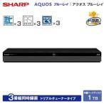 SHARP  AQUOS ブルーレイ BD-NT1200