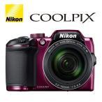ニコン デジタルカメラ COOLPIX B500 デジカメ コンデジ COOLPIX-B500-PU プラム