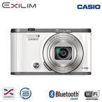 ショッピングHIGH 【即納】カシオ デジタルカメラ HIGH SPEED EXILIM エクシリム EX-ZR1750WE ホワイト