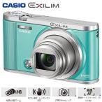 ショッピングHIGH カシオ デジタルカメラ HIGH SPEED EXILIM EX-ZR1800 エクシリム EX-ZR1800BE ブルー