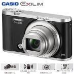 ショッピングHIGH カシオ デジタルカメラ HIGH SPEED EXILIM EX-ZR1800 エクシリム EX-ZR1800BK ブラック