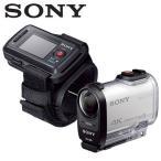 ソニー デジタルHD ビデオカメラレコーダー アクションカム ライブビューリモコンキット 4K対応 FDR-X1000VR