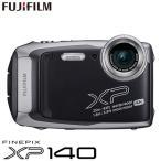 富士フイルム タフネスカメラ FinePix XP140 防水 耐衝撃 防塵 耐寒 4K動画 デジタルカメラ XPシリーズ FX-XP140DS ダークシルバー