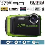 富士フイルム デジタルカメラ FinePix XPシリーズ XP90 FX-XP90LM ライム