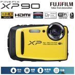 富士フイルム デジタルカメラ FinePix XPシリーズ XP90 FX-XP90Y イエロー
