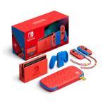 任天堂 ニンテンドースイッチ 本体  Nintendo Switch マリオレッド×ブルー セット HAD-S-RAAAF