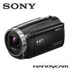 SONY デジタルビデオカメラ ハンディカム デジタルHD 32GB HDR-CX675-B ブラック