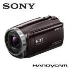 SONY デジタルビデオカメラ ハンディカム デジタルHD 32GB HDR-CX675-T ボルドーブラウン