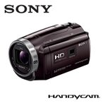 SONY デジタルビデオカメラ ハンディカム デジタルHD 32GB HDR-PJ675-T ボルドーブラウン