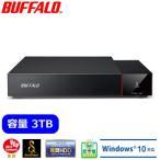 BUFFALO 外付けHDD  HDV-SQ3.0U3 VC