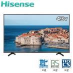 ショッピング液晶テレビ ハイセンス 43V型 LED 液晶テレビ K3120 USBハードディスク録画モデル HJ43K3120