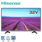 ショッピング液晶テレビ 【即納】ハイセンス 32V型 LED液晶テレビ K225 USBハードディスク録画モデル HS32K225