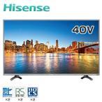 ハイセンス 40V型 LED液晶テレビ K225 USBハードディスク録画モデル HS40K225