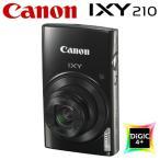 キヤノン コンパクトデジタルカメラ IXY 210 イクシー デジカメ コンデジ IXY210-BK ブラック 1795C001