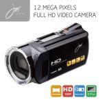 FULLHDビデオカメラ ブラック JOY5162BK ジョワイユ