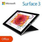 マイクロソフト Surface 3 10.8インチ Windows タブレット 64GB LTEモデル SIMフリー サーフェス MSSAA3