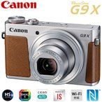 キヤノン コンパクト デジタルカメラ パワーショット Power Shot G9 X PSG9X-SL シルバー