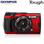 OLYMPUS デジタルカメラ TG TG-6 RED