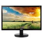 【在庫目安:あり】Acer 19.5型ワイド液晶ディスプレイ K202HQLAbd (非光沢/ 1366x768/ 200cd/ 100000000:1/ 5ms/ ブラック/ ミニD-Sub15ピン…