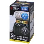 【在庫目安:僅少】アイリスオーヤマ  LDR5N-H-S6 LED電球 人感センサー付 E26 40形相当 昼白色