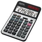【在庫目安:お取り寄せ】SHARP  EL-N942-X 実務電卓 12桁 (ナイスサイズタイプ) 高速早打ち対応 グリーン購入法適合タイプ