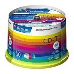【在庫目安:あり】 三菱ケミカルメディア SR80SP50V1 CD-R 700MB PCデータ用 48倍速対応 50枚スピンドルケース入り ワイド印刷可能